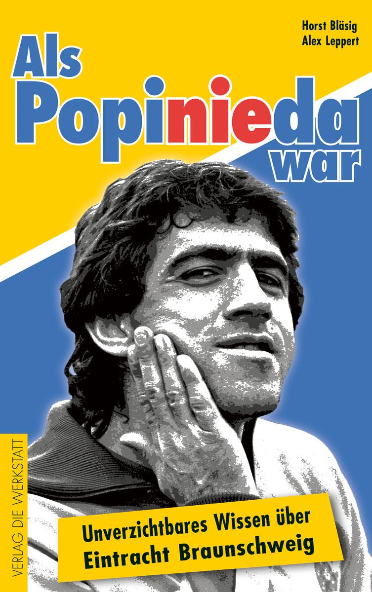 Als Popi nie da war, Cover Verlag Die Werkstatt