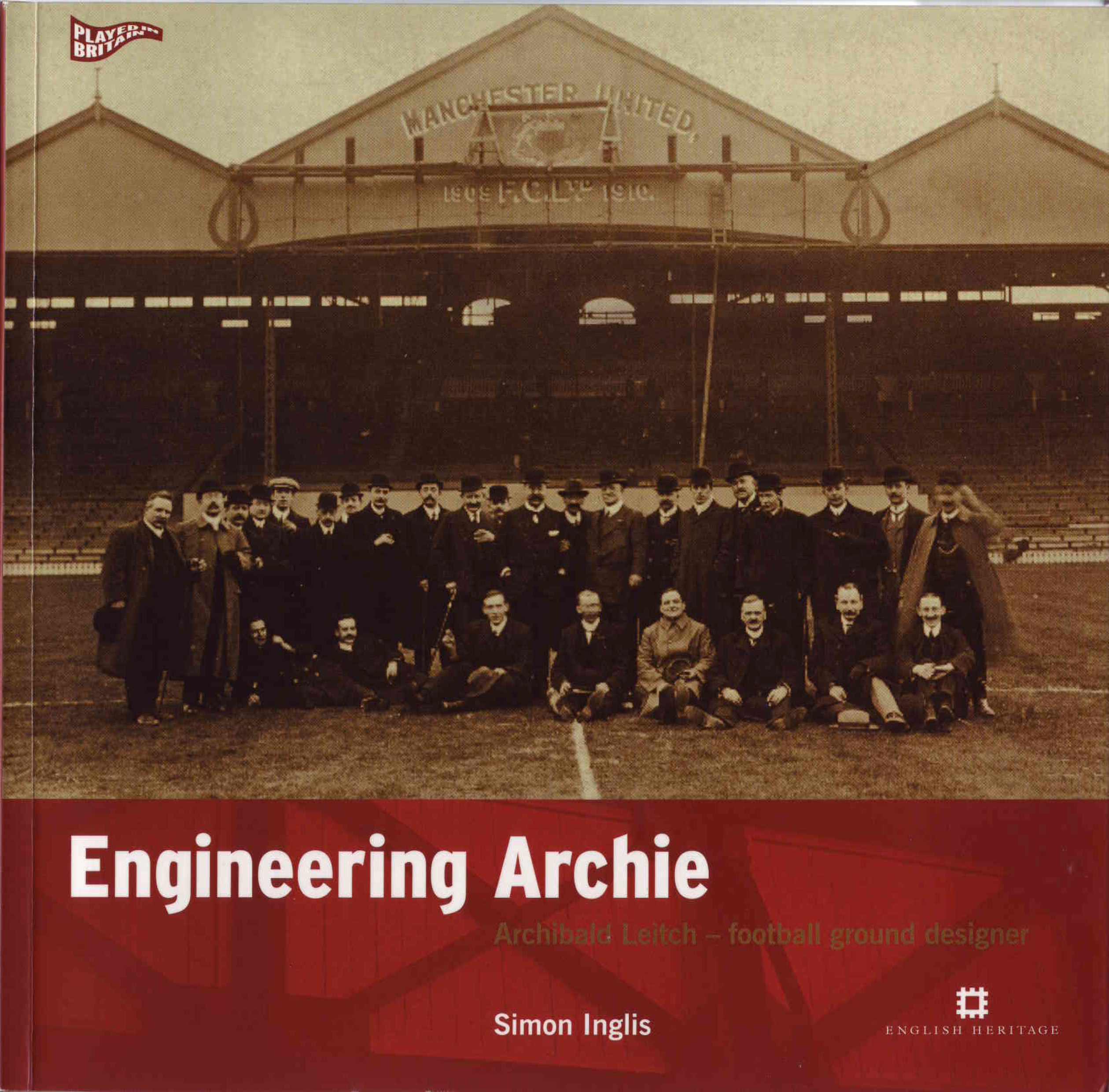 Engineering Archie – Cover