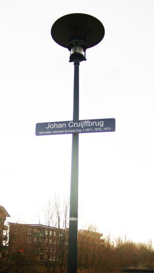 Johan Cruijff, De Meer