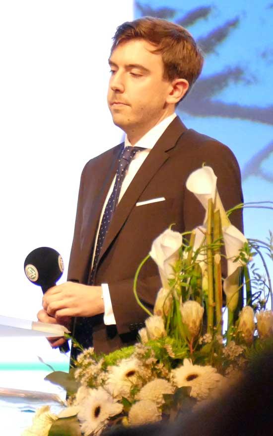 Steffen L. Herberger, 2. Vorsitzender KFV